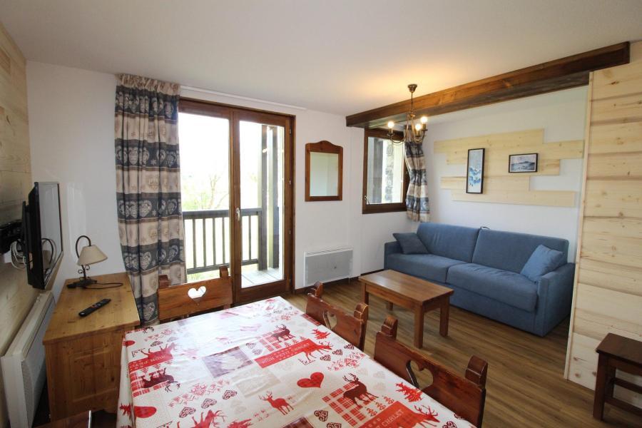 Location au ski Appartement 3 pièces 6 personnes (003) - Résidence les Sports - Aussois - Cuisine