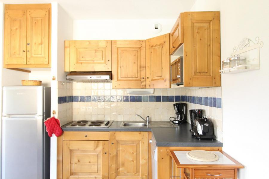 Location au ski Appartement 3 pièces 6 personnes (008) - Résidence les Sports - Aussois - Kitchenette