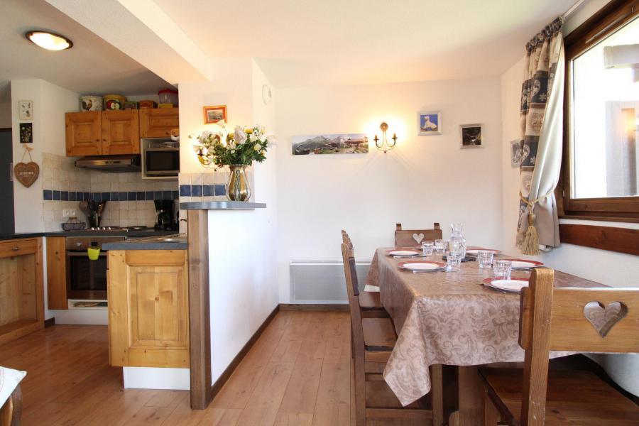 Location au ski Appartement 3 pièces 6 personnes (010) - Résidence les Sports - Aussois - Cuisine