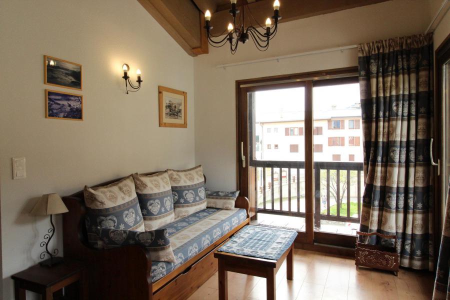 Location au ski Appartement 3 pièces 6 personnes (012) - Résidence les Sports - Aussois - Séjour