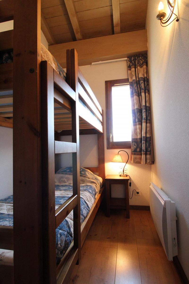 Location au ski Appartement 3 pièces 6 personnes (013) - Résidence les Sports - Aussois - Chambre