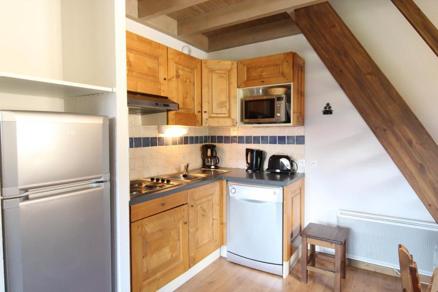 Location au ski Appartement 3 pièces 6 personnes (013) - Résidence les Sports - Aussois - Cuisine
