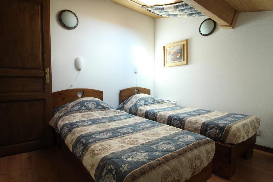 Location au ski Appartement 3 pièces 6 personnes (017) - Résidence les Sports - Aussois - Chambre
