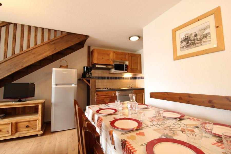Location au ski Appartement duplex 4 pièces 8 personnes (015) - Résidence les Sports - Aussois - Appartement
