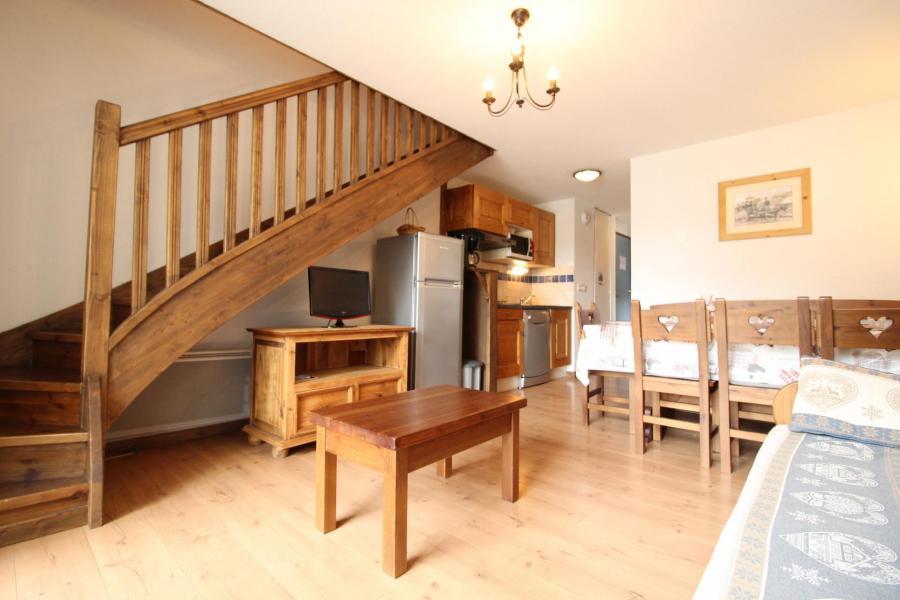 Location au ski Appartement duplex 4 pièces 8 personnes (015) - Résidence les Sports - Aussois - Cuisine