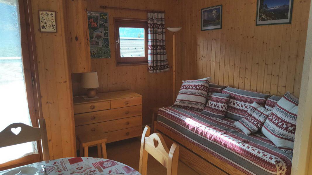 Skiverleih 2-Zimmer-Holzhütte für 6 Personen (STS16) - Résidence St Sébastien 1 - Aussois