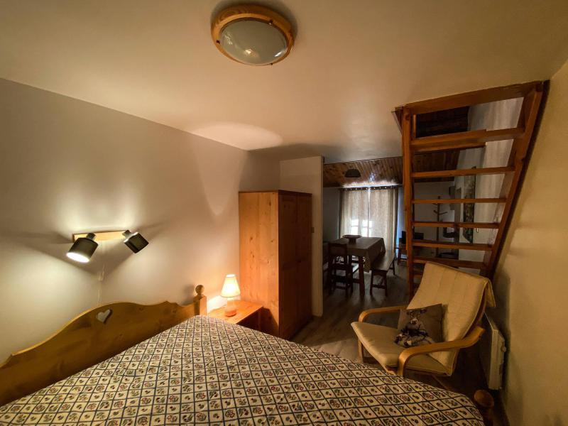 Skiverleih Wohnung 2 Mezzanine Zimmer 6 Leute (STEN2) - Résidences village d'Aussois - Aussois - Plan