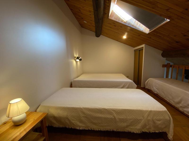 Skiverleih Wohnung 2 Mezzanine Zimmer 6 Leute (STEN2) - Résidences village d'Aussois - Aussois - Schlafzimmer
