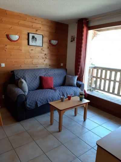 Rent in ski resort 3 room apartment 6 people (E3.86) - La Résidence les Flocons d'Argent - Aussois - Apartment