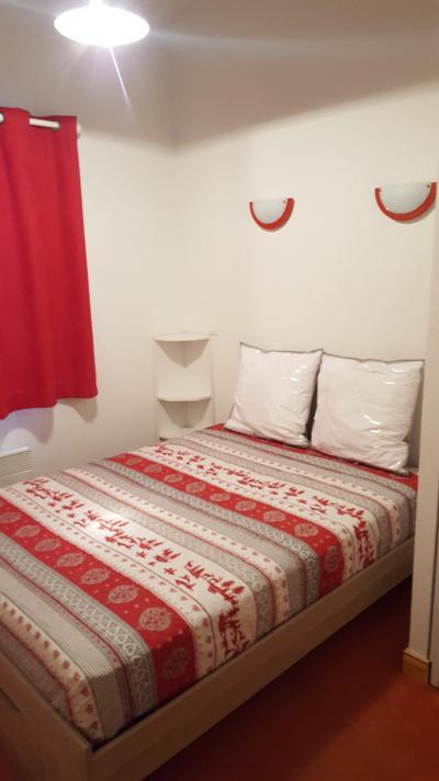 Rent in ski resort 3 room apartment 6 people (F5.143) - La Résidence les Flocons d'Argent - Aussois - Bedroom