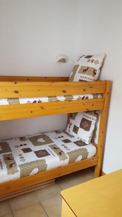 Rent in ski resort 3 room apartment 6 people (F5.143) - La Résidence les Flocons d'Argent - Aussois - Bunk beds