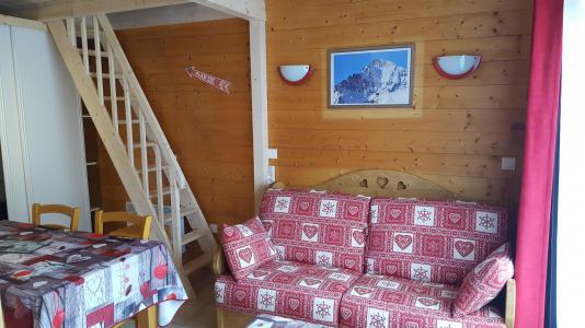 Rent in ski resort 3 room apartment 6 people (F5.143) - La Résidence les Flocons d'Argent - Aussois - Living room