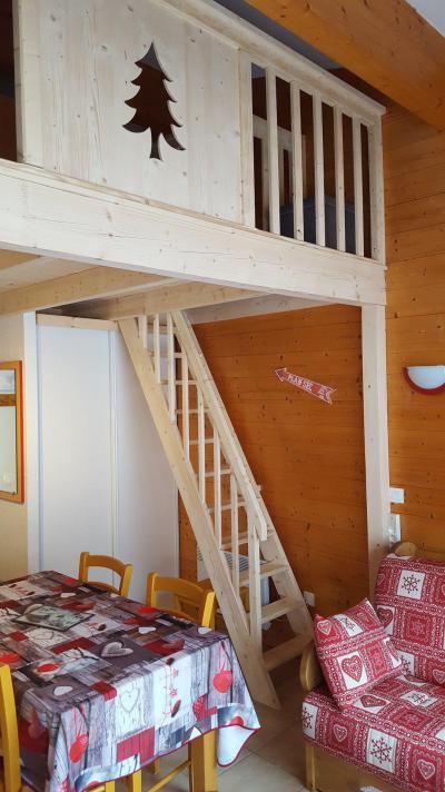 Rent in ski resort 3 room apartment 6 people (F5.143) - La Résidence les Flocons d'Argent - Aussois - Mezzanine