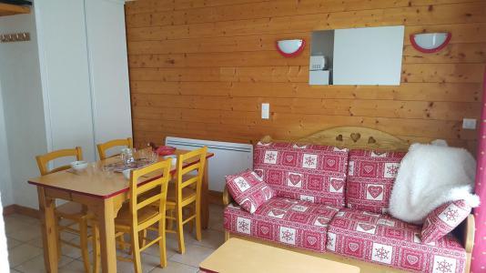 Rent in ski resort 3 room apartment 6 people (H2.195) - La Résidence les Flocons d'Argent - Aussois - Living room