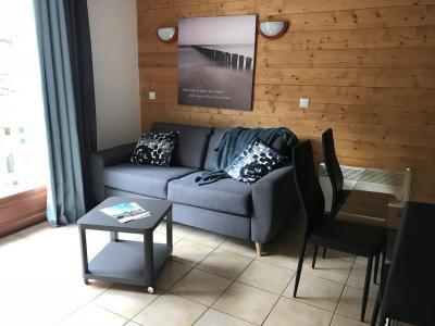 Rent in ski resort 2 room duplex apartment sleeping corner 6 people (E1.76) - La Résidence les Flocons d'Argent - Aussois