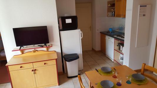 Rent in ski resort 3 room apartment 6 people (E3.86) - La Résidence les Flocons d'Argent - Aussois