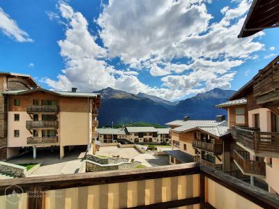 Rent in ski resort 2 room duplex apartment 6 people (D1.69) - La Résidence les Flocons d'Argent - Aussois