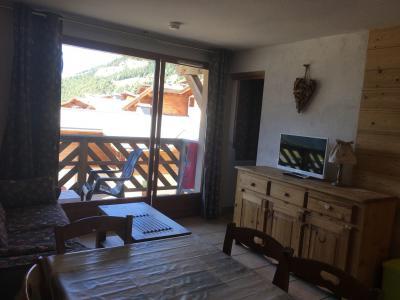 Rent in ski resort 2 room apartment cabin 4-6 people (B2.30) - La Résidence les Flocons d'Argent - Aussois