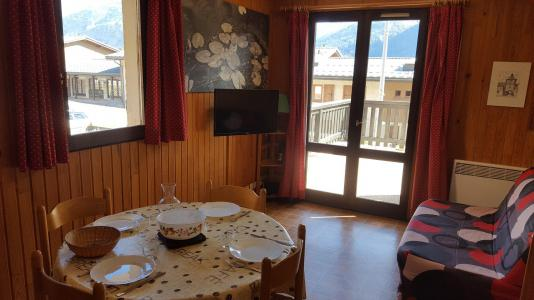 Rent in ski resort Studio cabin 4 people (22) - La Résidence les Sétives - Aussois