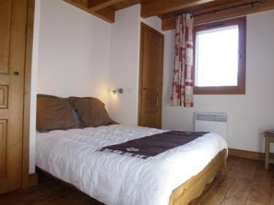 Location au ski Appartement 3 pièces 6 personnes - Residence Chalet Le Clos D'aussois - Aussois - Chambre