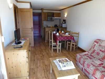 Аренда на лыжном курорте Résidence Chalet le Clos d'Aussois - Aussois - Салон