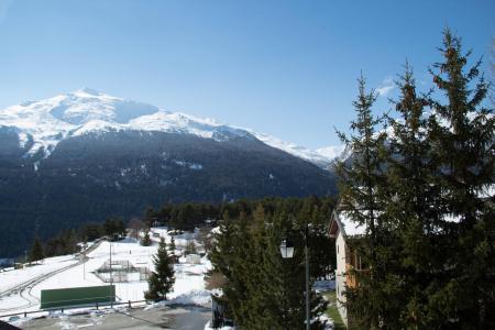 Location au ski Appartement 2 pièces 4 personnes (220) - Résidence la Combe - Aussois - Extérieur hiver