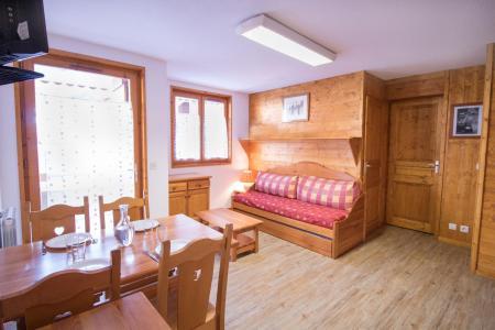 Location au ski Appartement 2 pièces 4 personnes (206) - Résidence la Combe - Aussois - Banquette-lit