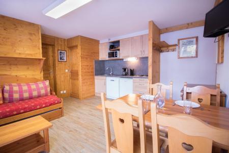 Location au ski Appartement 2 pièces 4 personnes (206) - Résidence la Combe - Aussois - Coin repas