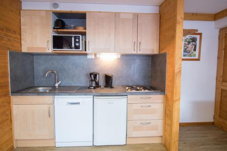 Location au ski Appartement 2 pièces 4 personnes (206) - Résidence la Combe - Aussois - Cuisine