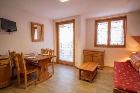 Location au ski Appartement 2 pièces 4 personnes (206) - Résidence la Combe - Aussois - Salle à manger