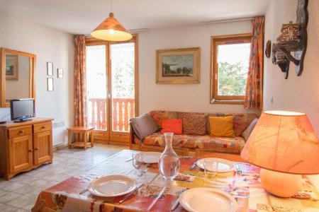 Location au ski Appartement 2 pièces 4 personnes (220) - Résidence la Combe - Aussois - Séjour
