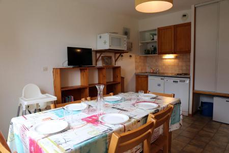 Location au ski Appartement 3 pièces 6 personnes (202) - Résidence la Combe - Aussois - Séjour