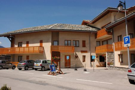 Location Aussois : Residence La Combe Ii hiver