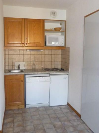 Location au ski Appartement 2 pièces 4 personnes (306) - Residence La Combe Ii - Aussois - Kitchenette