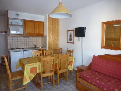 Location au ski Appartement 2 pièces 5 personnes (310) - Residence La Combe Ii - Aussois - Canapé