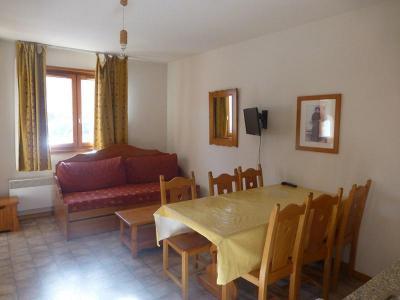 Location au ski Appartement 2 pièces coin montagne 5 personnes - Residence La Combe Ii - Aussois - Banquette