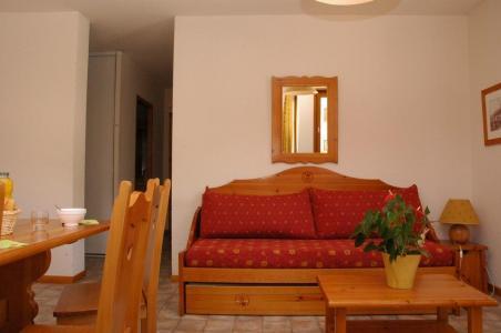 Location au ski Appartement 3 pièces 6 personnes (314M) - Residence La Combe Ii - Aussois - Canapé