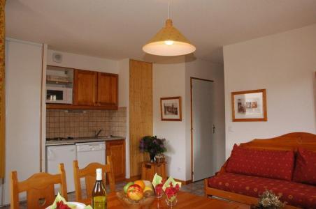 Location au ski Appartement 3 pièces 6 personnes (330) - Residence La Combe Ii - Aussois - Kitchenette
