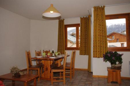 Location au ski Appartement 3 pièces 6 personnes (330) - Residence La Combe Ii - Aussois - Séjour