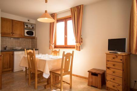 Location au ski Appartement 2 pièces 4 personnes (437) - Résidence la Combe III - Aussois