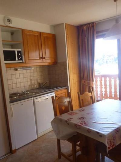 Location au ski Appartement 2 pièces 4 personnes (439) - Residence La Combe Iii - Aussois - Canapé