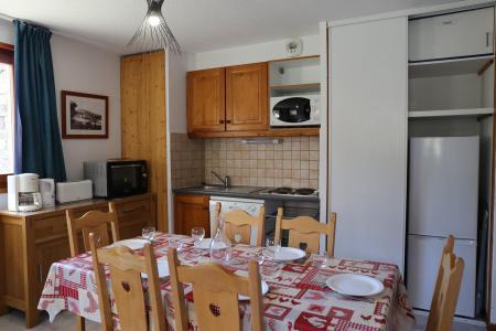 Location au ski Appartement 3 pièces 6 personnes (407) - Résidence la Combe III - Aussois - Cuisine