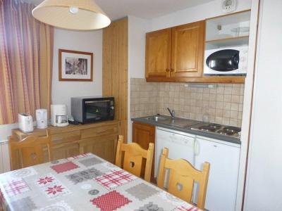 Location au ski Appartement 3 pièces 6 personnes (407) - Residence La Combe Iii - Aussois - Table