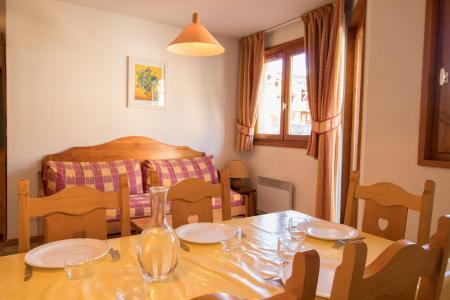 Location au ski Appartement 3 pièces 6 personnes (411) - Résidence la Combe III - Aussois - Cuisine