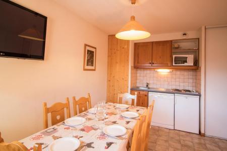 Location au ski Appartement 3 pièces 6 personnes (431) - Résidence la Combe III - Aussois - Cuisine