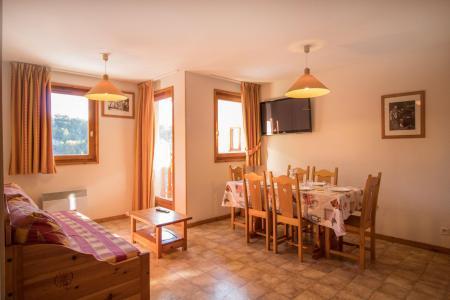Location au ski Appartement 3 pièces 6 personnes (431) - Résidence la Combe III - Aussois - Séjour