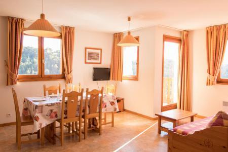 Location au ski Appartement 3 pièces 6 personnes (433) - Résidence la Combe III - Aussois - Séjour
