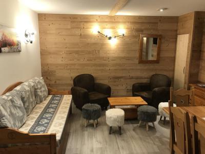 Location au ski Appartement 4 pièces 8 personnes (400) - Résidence la Combe III - Aussois - Séjour