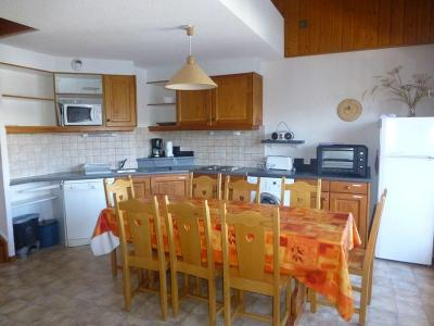 Location au ski Appartement duplex 4 pièces 8 personnes (443) - Residence La Combe Iii - Aussois - Séjour