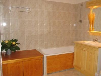 Location au ski Appartement 2 pièces 4 personnes (511) - Residence La Combe Iv - Aussois - Salle de bains